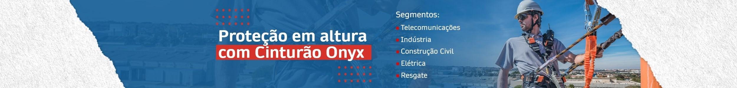 Cinturão Onyx