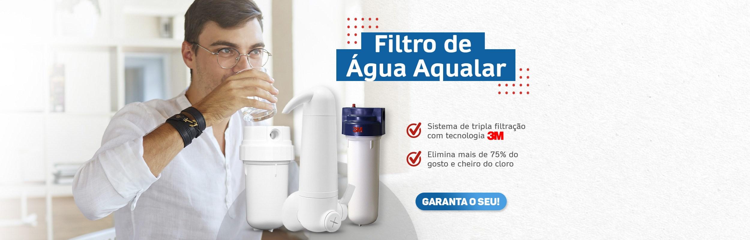 Filtro Aqualar