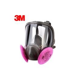 Kit Respirador Facial 3M 6800 com filtros 2091