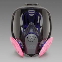 Kit Respirador Facial 3M FF400 com Filtro 2097