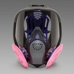 Kit Respirador Facial 3M FF400 com Filtro 2096