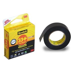 33+ Fita Isolante Scotch 19 mm X 10 m