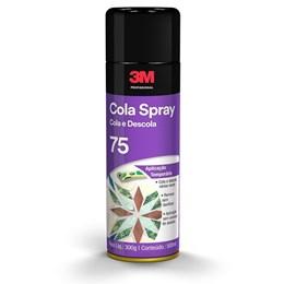 Adesivo 3M Spray 75 - Cola e Descola 300G