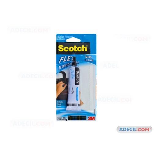 Adesivo Flexível Multiuso Scotch Flex - 3M