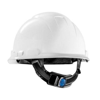 Capacete H700 Ajuste Fácil Branco