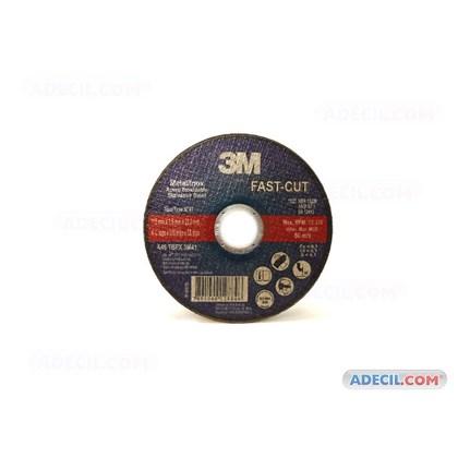 Disco de Corte Fino - 3M Fast-Cut