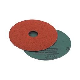 Disco De Lixa Fibra 283C 178 mm X 22,3 mm