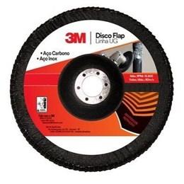 Disco Flap Uso Geral 3M 178 mm