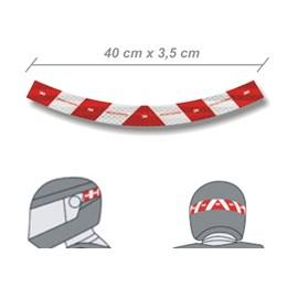 Dispositivo Refletivo Capacete 3,5X40