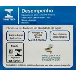 Filtro 3M Aqualar AP200 Transparente #HB004420103