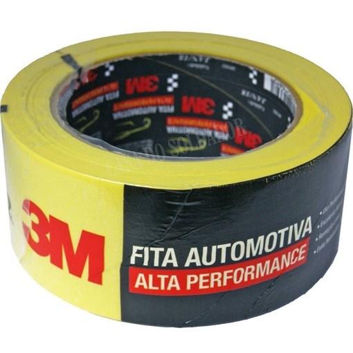 Fita Crepe Automotiva De Alta Performance - 48mm X 50 Metros - 3M