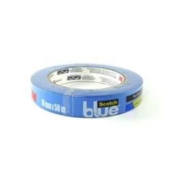 Fita Crepe Blue Tape 2090 3M 18 mm X 50 m