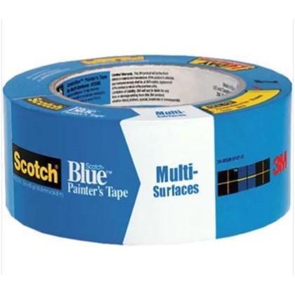Fita Crepe Blue Tape 2090 3M 48 mm X 50 m