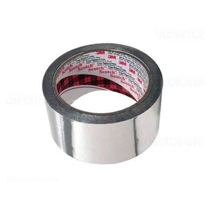 Fita De Alumínio 3M 419 50 mm X 30 m