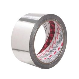 Fita De Alumínio 3M 423 50 mm X 30 m