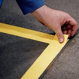 Fita de Demarcação Uso Geral 3M 469 Amarela 50 mm X 30 m