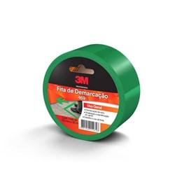 Fita de Demarcação Uso Geral 3M 469 Verde 50 mm X 30 m