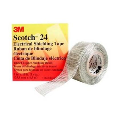 Fita Elétrica para Blindagem Scotch 24 - 25MM X 4,5M