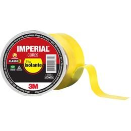 Fita Isolante 3M Imperial Amarela – 18 mm x 20 m