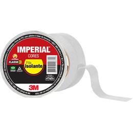 Fita Isolante 3M Imperial Branca – 18 mm x 10 m
