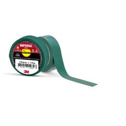 Fita Isolante 3M Imperial Verde – 18 mm x 10 m
