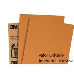 Folha Lixa a Seco 3M 326U Grão 120 - 225x275