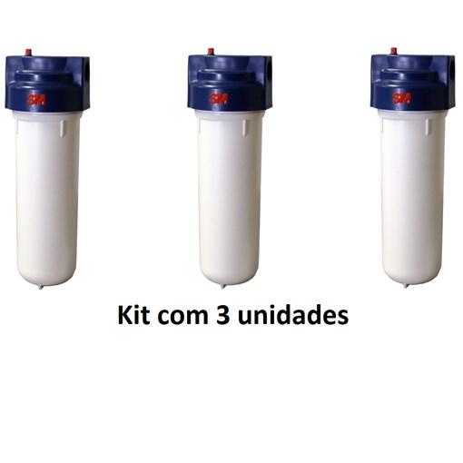 Produto Kit com 03 Filtros 3M Aqualar Aquatotal #HB004273353