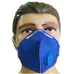 Kit com 100 - Respirador PFF2 KSN Com Válvula