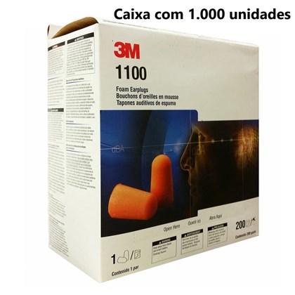 Kit com 1000 - 1100 Protetor Auditivo Sem Cordão