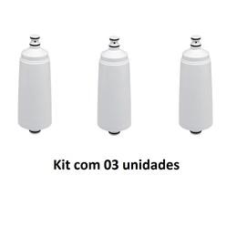 Kit com 3 - Refil p/ Filtro 3M Aqualar Aquapurity #HB004291967