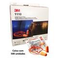 Kit com 500 - 1110 Protetor Auditivo com Cordão