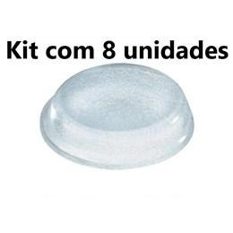 Kit com 8 - Sj 5312 Produto Moldado Transparente