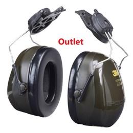 Outlet Protetor Tipo Concha Kit Peltor H7P3E 3M