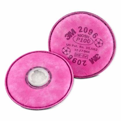 PAR -Filtro de Ar 3M 2096 - Combinado Classe P3/P100 #HB004513428