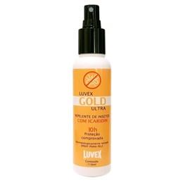 Repelente de Insetos Luvex Gold - 10 Horas - Spray 110 ml
