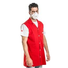 Respirador 3M AURA 9322 Branco PFF2 com Válvula