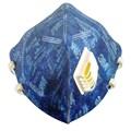 Respirador Dobrável 9812+Br Pff1 Valvulado