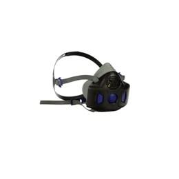 Respirador Semifacial 3M Secure Click HF-801SD Pequeno