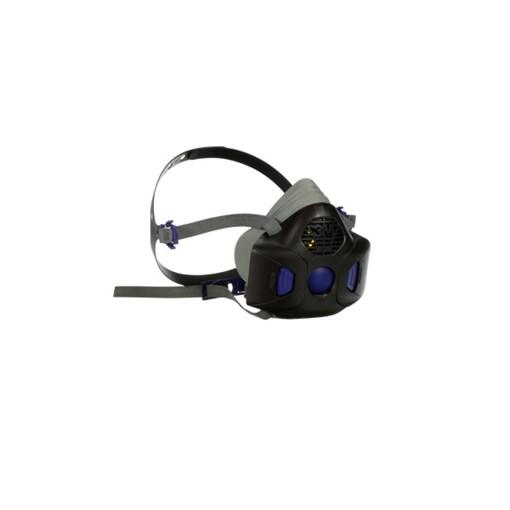Produto Respirador Semifacial 3M Secure Click HF-801SD Pequeno
