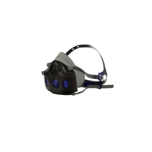 Produto Respirador Semifacial 3M Secure Click HF-802SD Médio