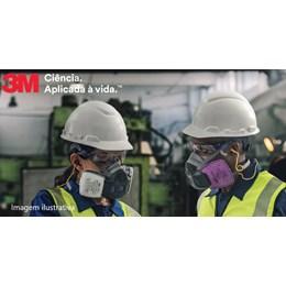 Respirador Semifacial 3M Secure Click HF-803SD Grande