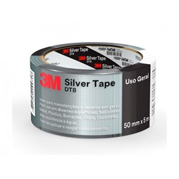 Silver Tape 3M DT8 - 50 mm x  5 m