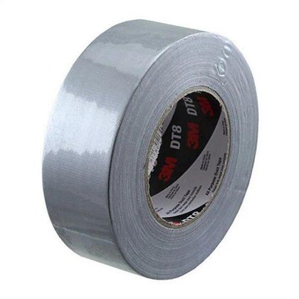 Silver Tape 3M DT8 - 50 mm x  50 m